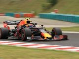 Gasly leads Verstappen and Hamilton in rain-affected session