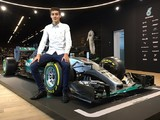 Mercedes F1 team signs George Russell to its junior programme