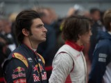 Sainz: I was lucky