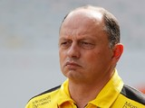 Frederic Vasseur annouced as Sauber Formula 1 team's new boss