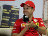 Vettel ready to give his all at Formula One opener in Austria