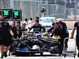Baku to reimburse Williams 'in full' for drain cover damage