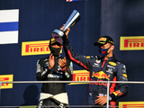 Albon's Mugello podium celebrations were 'tragic'