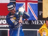 Mexican GP corner named after last winner Mansell