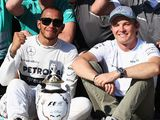 The tale of the tape: Lewis Hamilton and Nico Rosberg in the last six races
