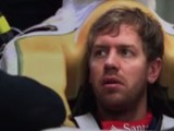 Video: Vettel undergoes seat fitting in 2015 Ferrari