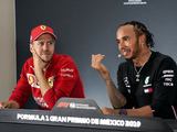 Vettel 'can't respect enough' Hamilton matching Schumacher