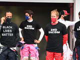 Anti-racism protest given designated time slot ahead of British GP