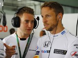 Monaco won't punish Button's lack of 2017 F1 laps, Vandoorne feels