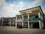 Mexican F1 venue's extension hospital to wind down