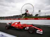 Sebastian Vettel leads crash-interrupted first Japanese GP practice