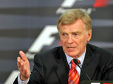 Frank Williams issues statement following the death of Max Mosley