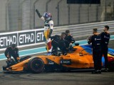 Alonso: 'I will always be a fan of this show'