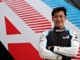 Zhou to make F1 practice debut in Austria with Alpine