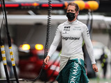 Vettel suffers tyre troubles on 'tricky afternoon'