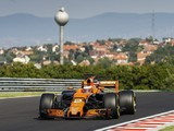 F1 testing: Stoffel Vandoorne fastest for McLaren in Hungary