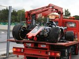 Grosjean Handed Monaco Grid Drop after First Lap Crash in Spain