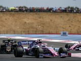 Perez baffled by French GP penalty for off-track moment on first lap