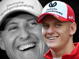 Mick Schumacher unfazed by F1 spotlight