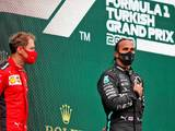 Turkish GP win 'not one of Hamilton's finest'