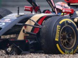 Maldonado accepts mistakes