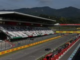 Bottas stays on top in twice-halted Tuscan GP FP2