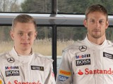 Q&A with Jenson Button and Kevin Magnussen