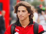 Merhi possibly heading back to Formula 2