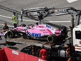 Spanish GP: Force India F1 team fined for unsafe Perez FP2 release