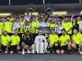 Lewis Hamilton says the Mercedes team is 'stronger than it's ever been'