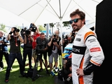 Alonso evades question on Honda axe talk