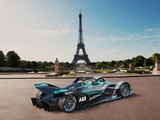 Formula E reveals next generation car