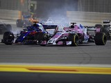 Hartley and Perez both penalised over F1 formation lap mix up