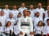 Mercedes: We stand with Hamilton, equality