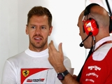 Vettel unconcerned about three-place grid penalty