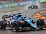 """Fernando Alonso: """"I think it's strange that points are scored for this weekend"""""""
