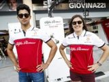 F2 Duo Calderon, Correa To Get Private F1 Test With Alfa Romeo
