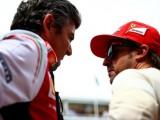 Alonso unhappy after Ferrari remarks