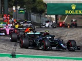 Bottas was convinced he had first-lap puncture