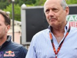 Ron Dennis told Christian Horner to 'suck it up'