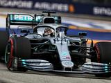Hamilton edges Verstappen as duo clear field in Singapore FP2