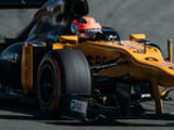 The story of Kubica's F1 return