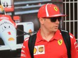 Kimi Raikkonen Brushes Off World Rally Championship Speculation