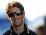 Grosjean's future at Lotus not under threat - Lopez