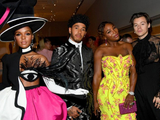Lewis Hamilton rubs shoulders with Harry Styles and Serena Williams at Met Gala