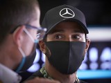 Hamilton felt Albon clash was a 'racing incident'
