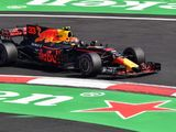 Max Verstappen beats Lewis Hamilton to fastest time in final practice in Mexico