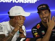 "Horner: Hamilton would be ""foolish"" to underestimate Ricciardo"