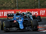 Ocon takes first F1 win at chaotic Hungarian GP