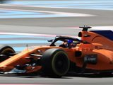 Alonso expected McLaren struggles in France qualifying
